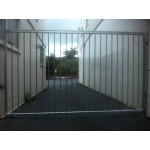 Commercial Style Swing Driveway Gate